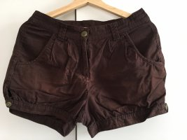 Colours of the World Shorts marrone scuro