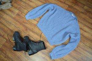 Nakd Oversized Sweater cornflower blue-azure