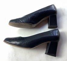 Bally Chaussure décontractée bleu foncé cuir