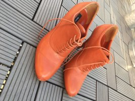 Bally Ankle Boots cognac-coloured