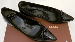 Bally Escarpins noir cuir