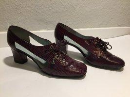 BALLY Vintage Pumps violett 37,5