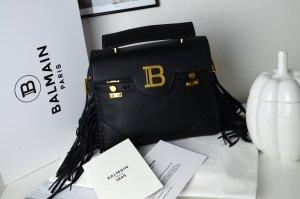 Balmain B-Buzz 23 Tote Tasche schwarz/ gold NEU