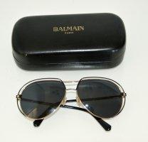Balmain Pilotenbril veelkleurig Gemengd weefsel
