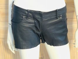 Balmain Leder Hotpants Gr. 36, sexy