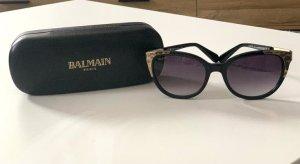 Balmain Okulary motylki czarny