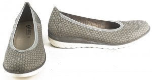 Bama Slip-on Shoes green grey