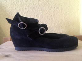 Bama Strapped Sandals black