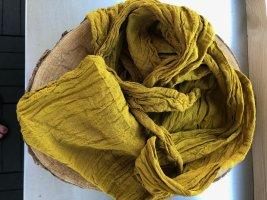 Ohne Neckerchief ocher cotton