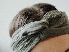 BANDANAS Haarband veelkleurig