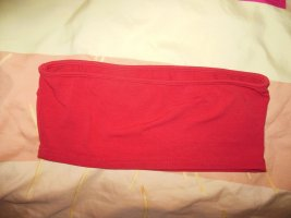 Bandeau-Top, rot, Gr. XS/S, Untertop