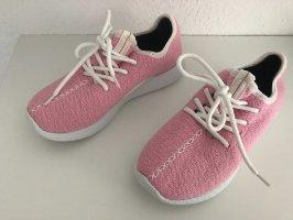 Barbossa Sneaker/Slipper rosa weiß