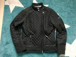 Barbour International Jacke Gr.36 schwarz