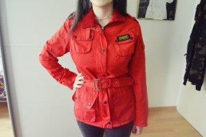Barbour Outdoor Jacket red