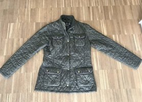 Barbour Quilted Jacket khaki