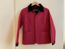 Barbour Quilted Jacket pink