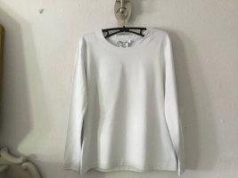 Basic Pullover/Shirt von Escada, Gr.40, weiss, Kostenloser Versand!