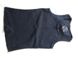 Avanti Basic Top black cotton