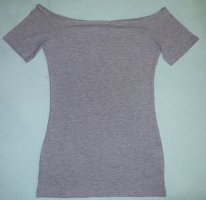 Basic Top Grau H&M