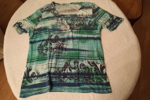 Gina Laura Batik Shirt multicolored viscose