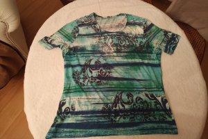 unbekannte Batik Shirt multicolored