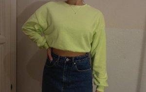 Bauchfreier sweater