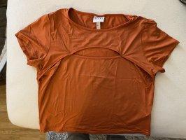 Apart Impressions T-shirt oranje