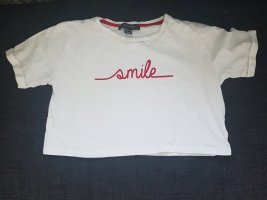 Bauchfreies Shirt, Crop Top