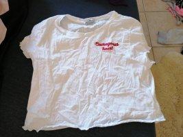Bauchfreies Tshirt