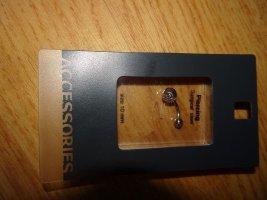 bauchnabelpiercing,10 mm mit lilafarbenen perlkugeln