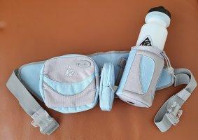 K2 Marsupio grigio chiaro-azzurro