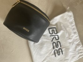 Bree Bumbag black-gold-colored