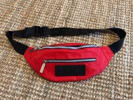 DKNY Buiktas zwart-rood