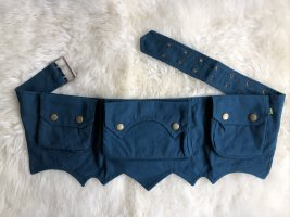 unbranded Bumbag petrol cotton