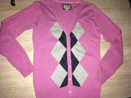 Peckott Cardigan multicolored cotton