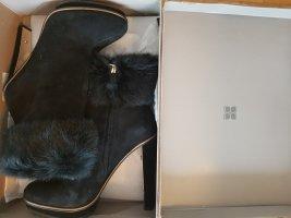 BCBG MAX AZRIA HERVE LEGER Nimber Boots Stiefelette winter stiefel boots pelz shearling