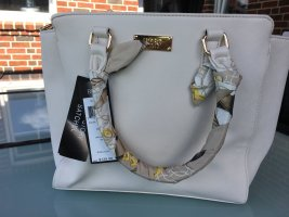 BCBG Handbag natural white