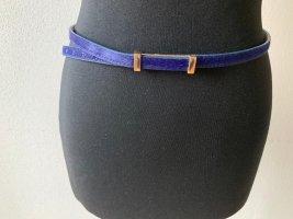 BCBG Maxazria Cinturón pélvico azul