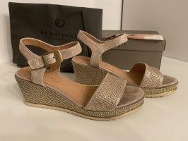 Be Natural Comfortabele sandalen veelkleurig