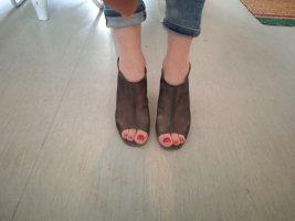 Beautiful COS transparent summer shoes
