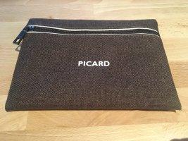 Picard Torebka mini taupe-biały