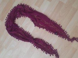 s.Oliver Chal veraniego violeta Poliéster