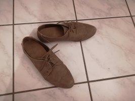 CityLine Lace Shoes beige