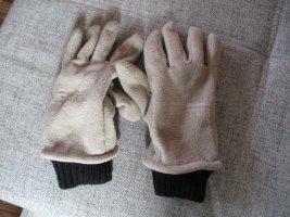 Gloves sand brown