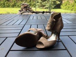 Beige High Heels von Varese 36
