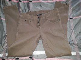 Esmara Pantalone a sigaretta beige-color cammello
