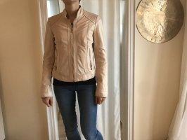 ARMA Leather Jacket multicolored