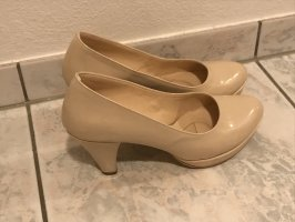 Beige Pumps Gr.38