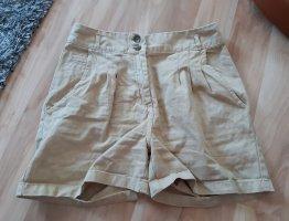 Beige Shorts Gr. 34 H&M