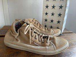 Beige Sneakers von Esprit, Gr. 39